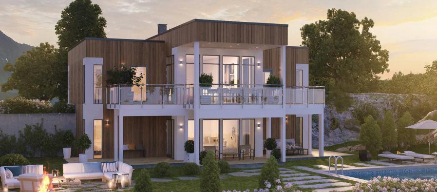 bygge bolig